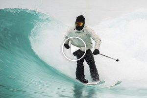 Candide Thovex's Ski The World - Behind the Scenes, The Wave