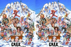 G.N.A.R. - The Squaw Valley Skiing Game - Full Movie