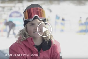 Rider Profile – Jesse Parkinson, One of Australian Snowboarding's Rising Talents