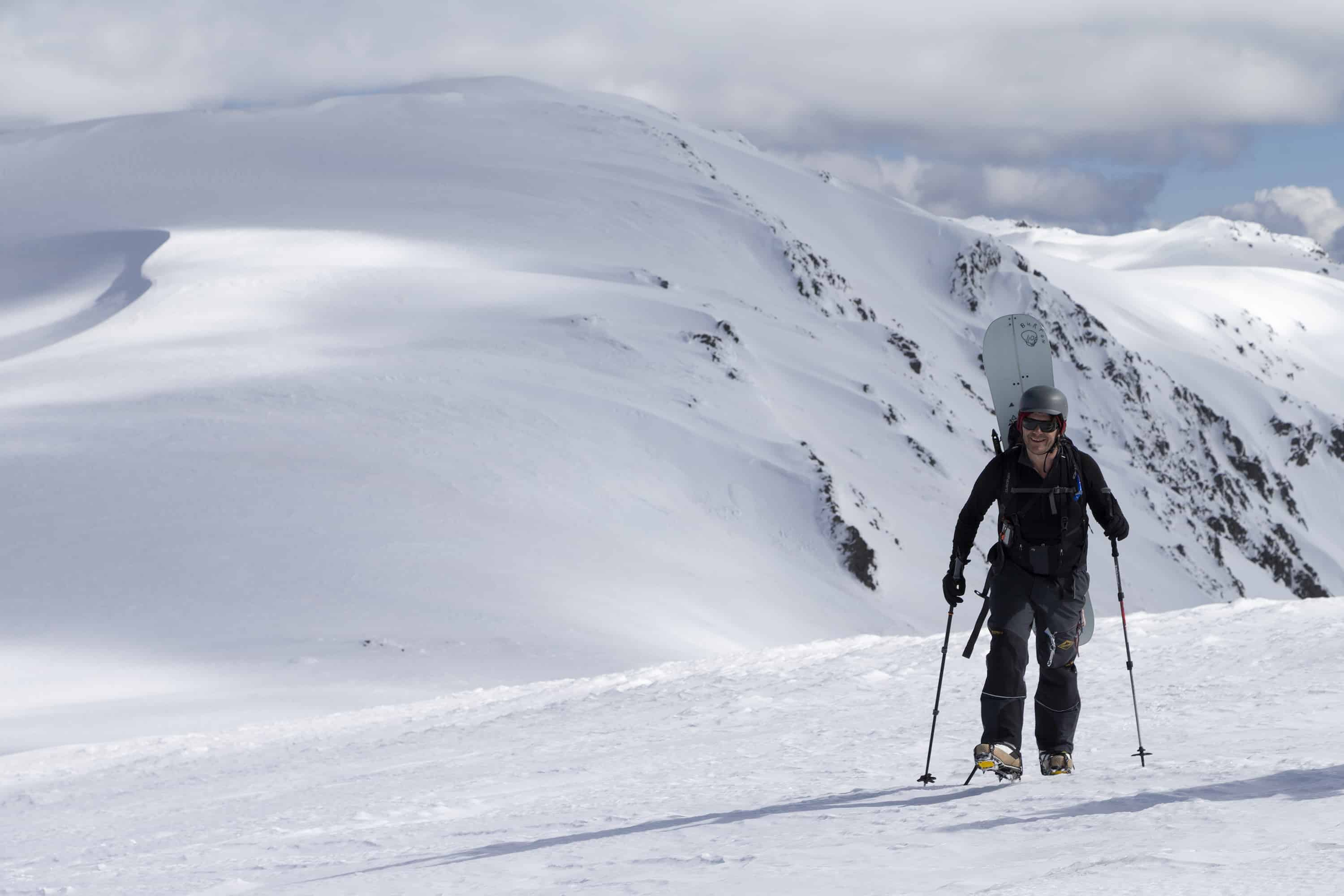 Not Even A Terminal Illness Can Keep This Snowboarder Out Of The Backcountry