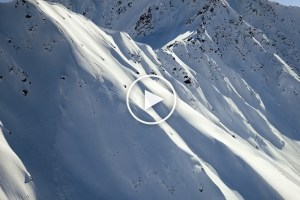 The Gnarly Summit Line of Mt Aurum, First by Helicopter, Then by Foot. - Video