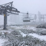 Summer Snow On The Ground For North America This Week - Photo Journal