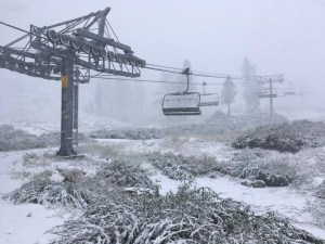 Summer Snow On The Ground For North America This Week – Photo Journal