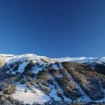 The Lantern has incredible views of the mountain. Photo: Thredbo