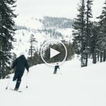 Veteran Relearns How To Ski After Losing A Limb In Afghanistan - Video