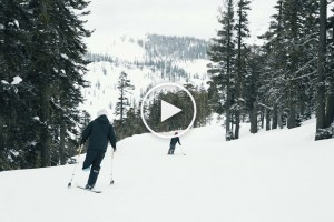 Veteran Relearns How To Ski After Losing A Limb In Afghanistan – Video
