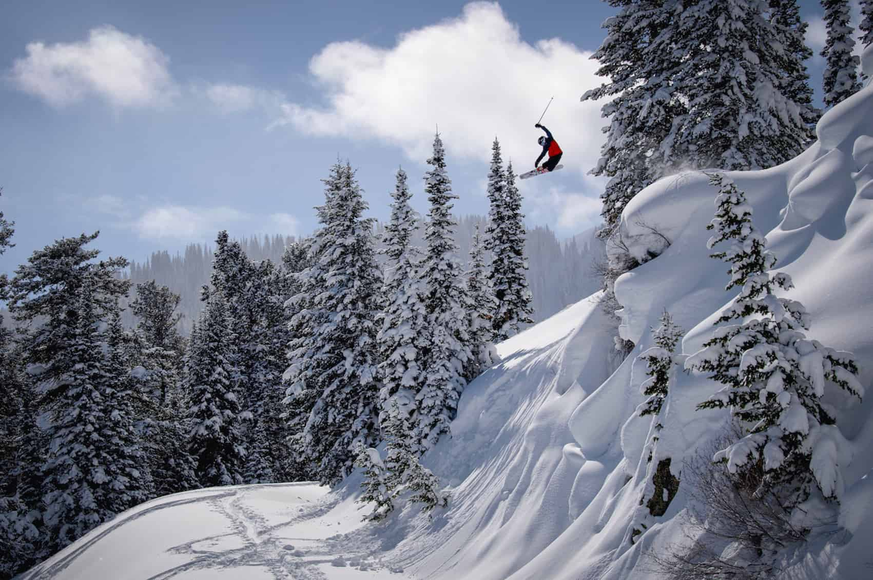 12 Year Old Kai Jones Takes His Skiing to Another Level In TGR's Winterland