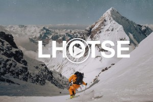 Lhotse - The Inspirational Story of Hilaree Nelson's and Jim Morrison's First Ski Descent Of The World's Fourth Highest Mountain - Video