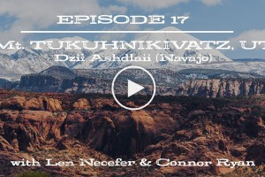 The Fifty - Mt Tukuhnikivatz, Utah, Episode 17 in Cody Townsend's Quest to Ski The 50 Classic Ski Descents of North America