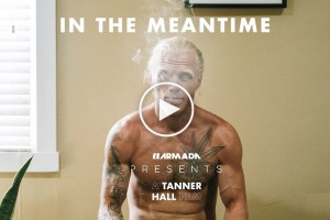 In The Meantime – Tanner Hall At The Top Of His Game in His New Film