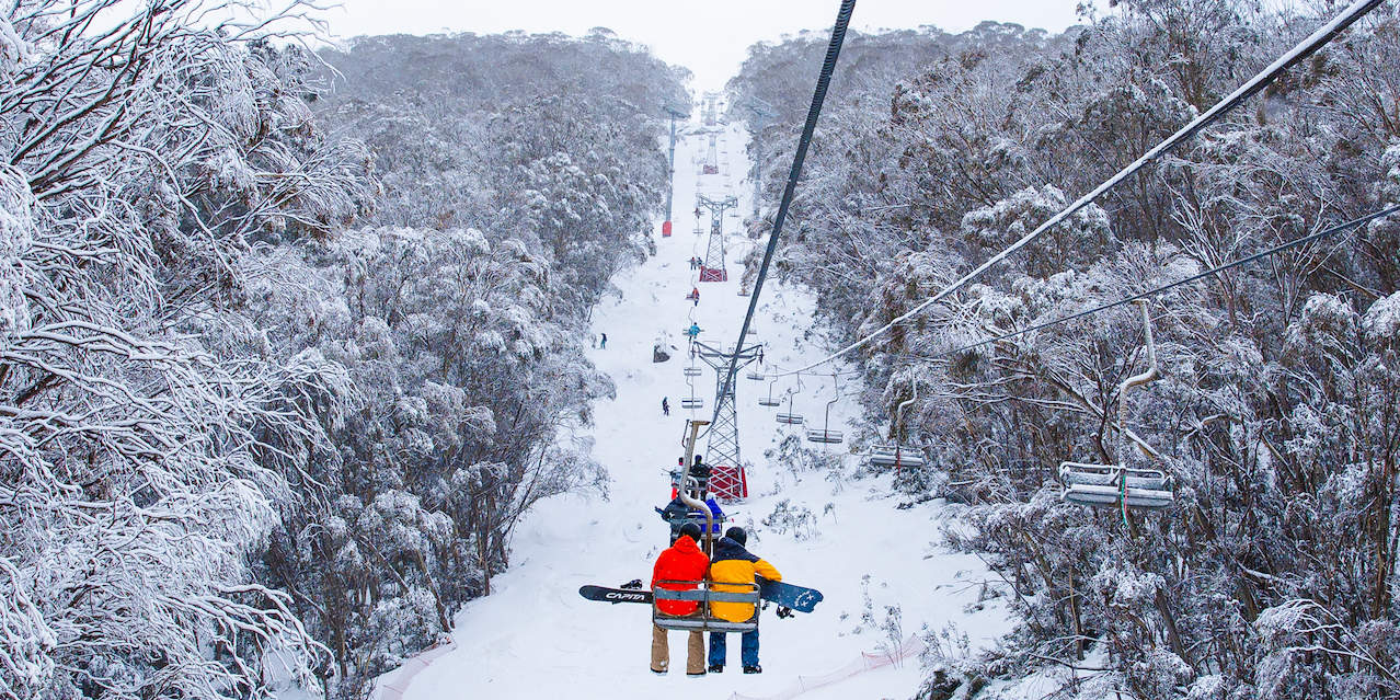 Thredbo Merritts Chair Auction Raises Over $200,000 For Charity