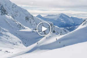 Beautiful Film By Arc'teryx Explores British Columbia's Spearhead Traverse - Video