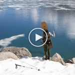 Cast & Carve - Summer Fishing and Snowboarding in the High Sierra - Video