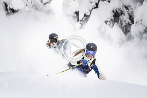 Is Heliskiing Cheaper Than Couples Therapy? – Hilarious Video