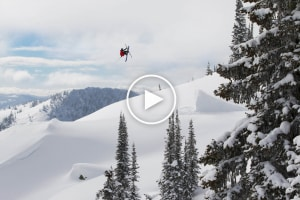 Over Time – Sammy Carlson's Latest Film Confirms His Position As One of the World's Best Skiers
