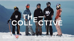 Faction Collective - All Female Freestyle Segment - Video