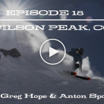 The Fifty – Wilson Peak, Colorado. Episode 18 in Cody Townsend's Quest to Ski The 50 Classic Ski Descents of North America
