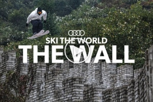 Candide Thovex's Ski The World – Behind The Scenes, Episode Four, The Great Wall Of China.