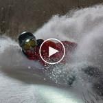 Night Riding Deep Powder in Niseko – Video