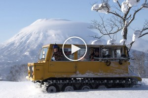 10 Days in Niseko with Torah Bright, Robin Van Gyn & Aimee Fuller - Video