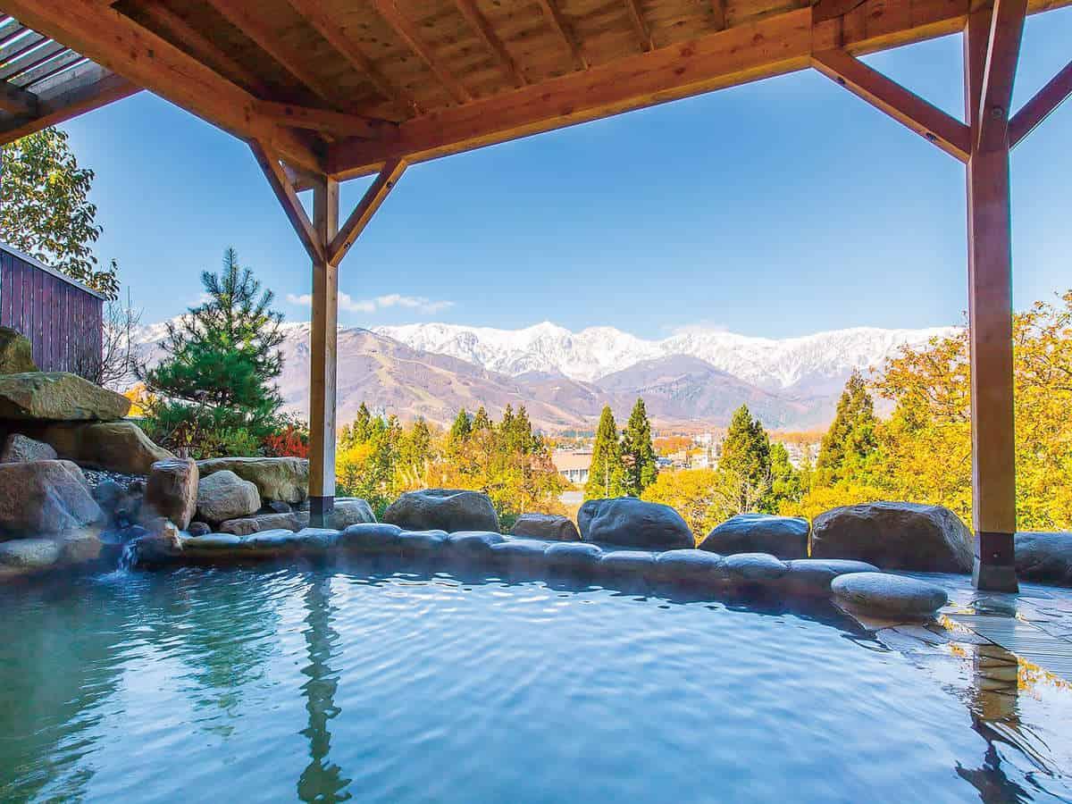 Top 10 Onsens in Hakuba - Mountainwatch Guide to Good Onsens