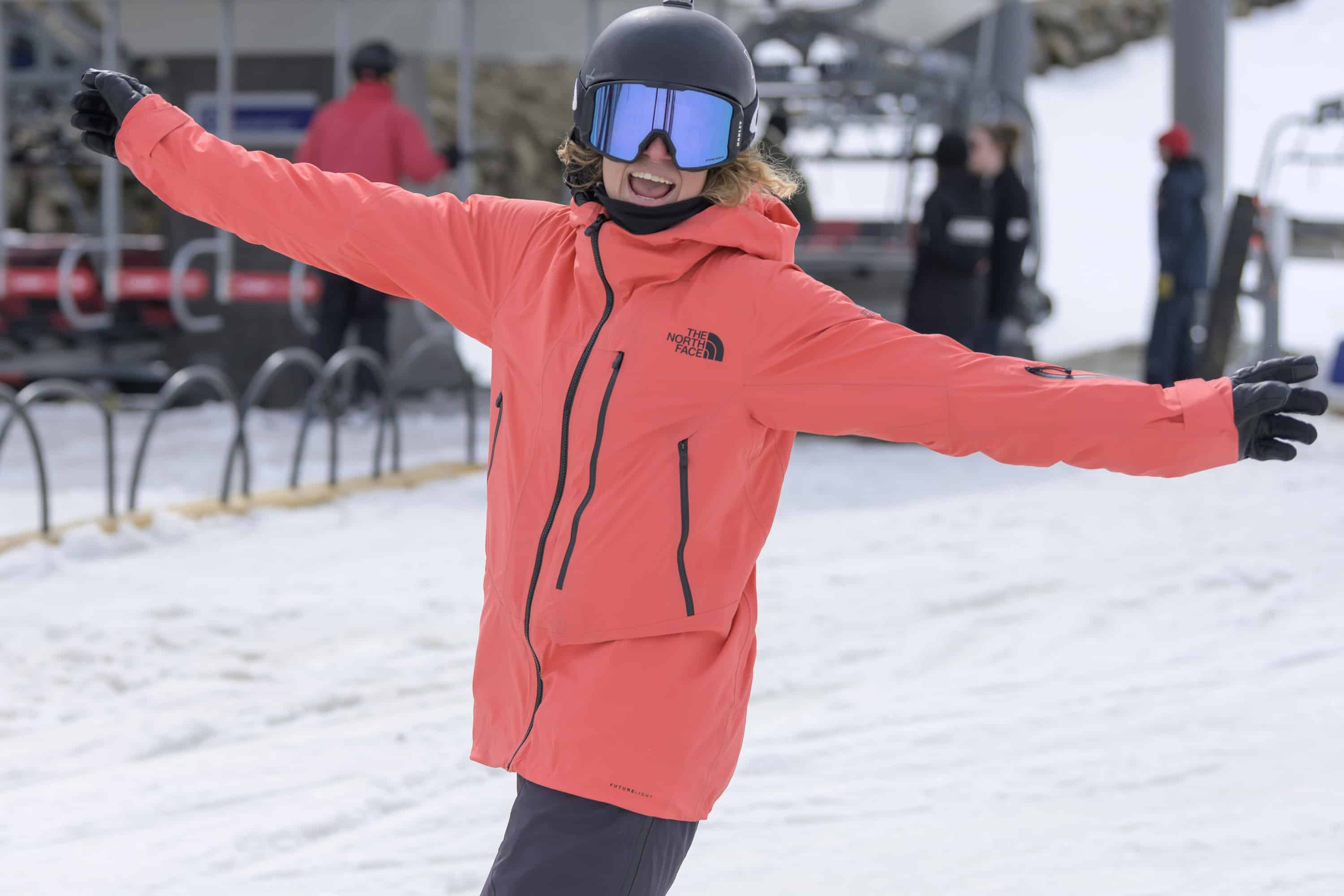 Michaela Davis-Meehan, A Big Season Ahead as the Aussie Snowboarder Chases a World Title On The Freeride World Tour