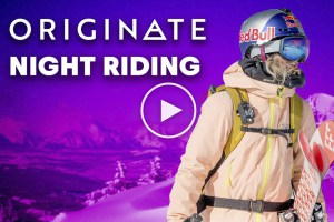 Michelle Parker's Originate, Season 2, Episode 4 - Behind the Scenes of the Ski Film Fire on the Mountain
