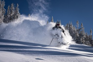 It has been a month of classic blower Utah powder in Snowbird and that trend looks set to continue.