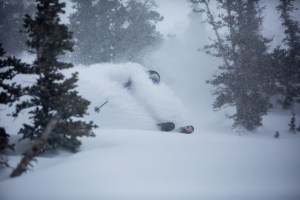 Another good week in Alta with some mid-week powder.