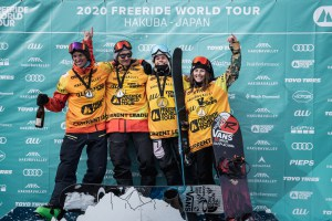 The Freeride World Tour Kicks Off With A Great Event In Hakuba But Fans Unhappy With Delayed Webcast