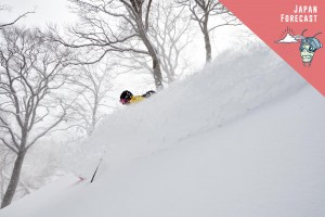 Grasshopper's Weekly Japan Forecast, March 5 - It's Dumping Japow, But Trouble Strikes Next Week