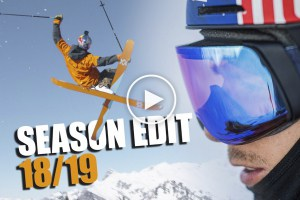 Markus Eder's Season Edit 18-19 – Killer Video From One of the Best Skiers on the Planet.