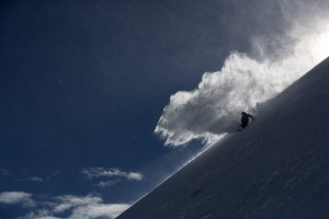 Bernie Rosow, Mammoth Mountain, one of the many icons resorts accessed by the Ikon Pass. Photo: Christian Pondella