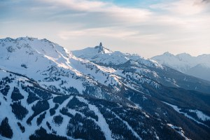 Whistler Backcomb, one of the jewels in Vail Resorts crown. Photo: Whistler Blackcomb