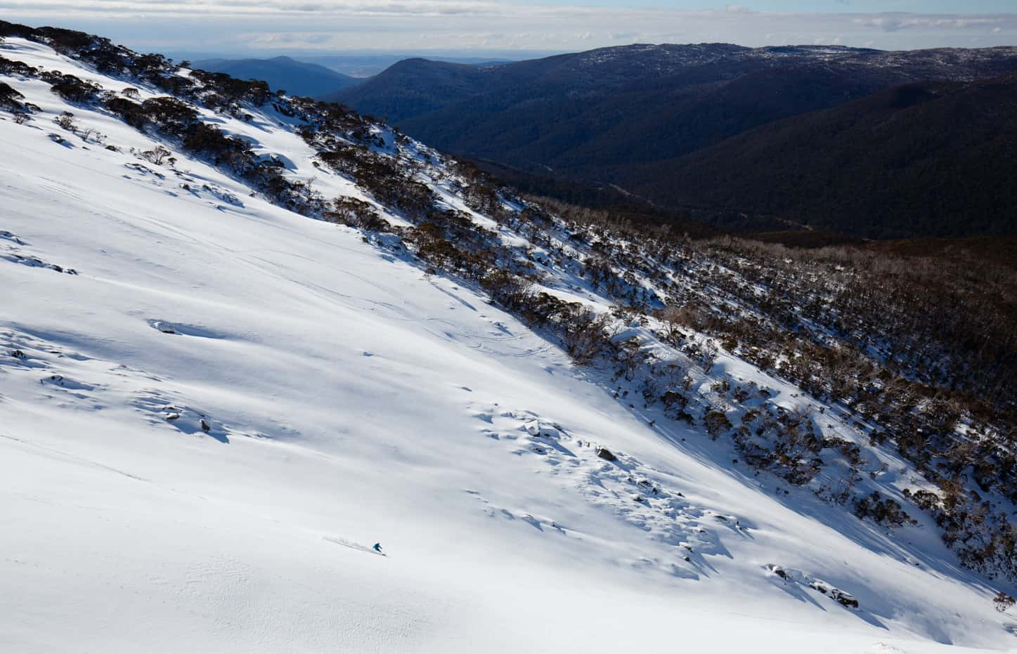 Australia - Twin Valleys, A Backcountry Experience For A Sidecountry Effort