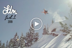 Swiss Freeskier Laurent De Martin Releases Killer Season Edit. Video