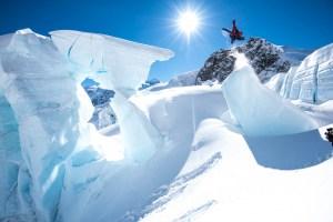 Sam Favret grew up in Chamonix, France where he honed his big mountain skills