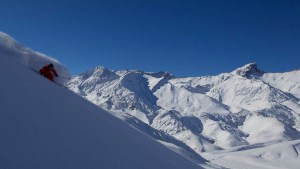 Las Lenas, one of the southern hemisphere's best ski resorts. Photo: Las Lenas