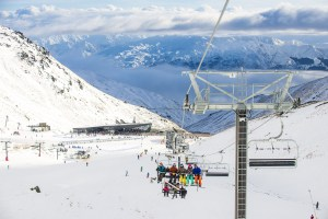 The Remarkables. set to open in