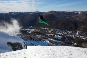 The NSW government has said we will have a ski season, we just don;t know when it may start. Photo: Thredbo