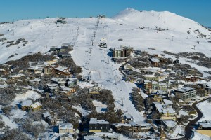 Mt Buller, getting ready to kickstart its season on June 22. Photo; Tony Harrington