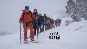 Lets Split - 2019 Victorian Backcountry Festival At Mt Hotham