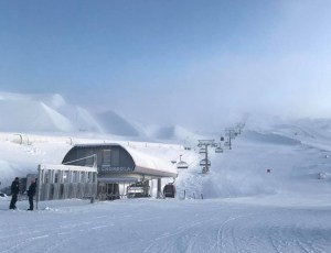 Cardrona looking good after this week's snowfalls. Photo: Cardrona