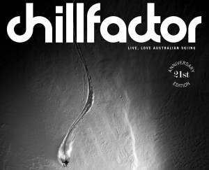 Chillfactor 2020 - Preview of The Latest Issue of Australia's Premier Ski Magazine