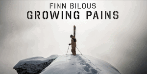 Growing Pains - Latest Edit From Kiwi Ripper Finn Bilous.  Video