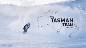 Tasman Team – Briony May Johnson. Episode One of a New Video Series From YES Snowboards.