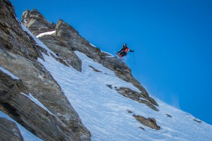 Craig Murray, men's ski champ. Photo: Winter Games NZ/ Ross MacKay