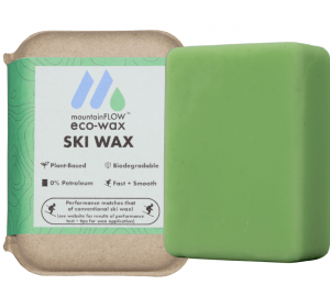 mountainFLOW plant based wax is available in a variety