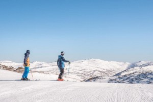 Purchase your 2021 Epic Pass to guarantee you'll be taking in views like this at Perisher. Photo: Perisher