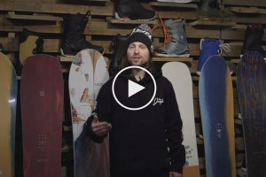 Gear Guide - Nitro Fusion 154, Snowboard Video Review